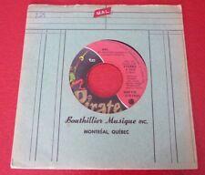 45 RPM Martin Stevens Mal / Instrumental 129