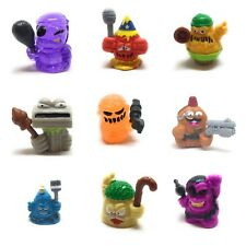 New The Grossery Gang Series 4 Choose Your Own Figure # 4-001 Through #4-144