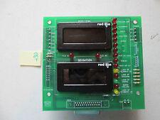 RED LION 472-12-402-86 BOARD CUB4V 9-28VDC DIGITAL PANEL POSITION DEVIATION (M2)
