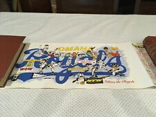 Omaha Royals- 1990 Champions Poster National Tire Wholesale Advertisement