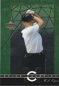 2003 Upper Deck Golf PGA Major Champions MC-22 Annika Sorenstam