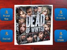 Dead of Winter: A Crossroads Game Board Game Brand New & Sealed AU STOCK