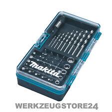 Makita B-28628 Bohrer-Bit-Set 48-tlg. Bohrersatz Bitsatz für Akkuschrauber