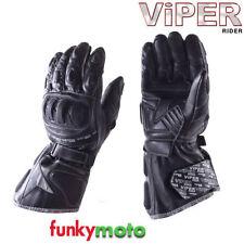 Wasserdichte Männer-Klettverschluss Motorrad-Handschuhe