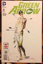Green Arrow #41 Joker 75th Anniversary Variant (2015) Bill Sienkiewicz (NM)
