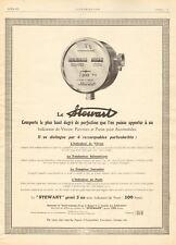 1913 Publicite Compteur pour Automobile LE STEWART