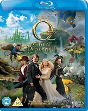 Oz the Great and Powerful [Bluray] [Region Free] [DVD][Region 2]
