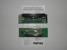 SCA 80F/IDC 50M Hard Drive Adapter with Active Termination-SCSI U320,U160,LVD,SE