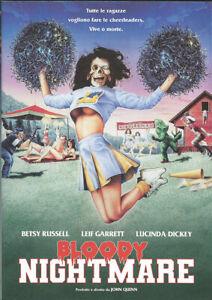 Bloody Nightmare - Edizione Limitata e Numerata 500 copie (DVD)