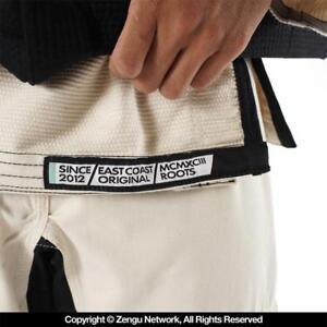 93 Brand 'Hooks V3' BJJ Gi - Unbleached