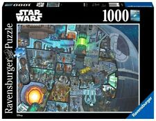 RAVENSBURGER PUZZLE. STAR WARS Where's Wookie? 1000 PCS. ITEM NR.13976. NEW