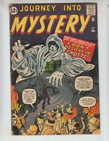 """Journey Into Mystery 77 VG+ (4.5) 2/62 """"I Don't Believe In Ghosts!"""""""