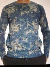 Patrizia Pepe Mens Camou Print Sweater XL
