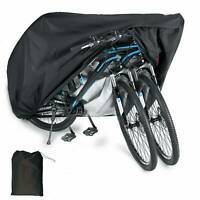 Universal Waterproof Bicycle Bike Cover Anti Dust Rain Garage Storage Protector