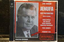 L. Janacek-Jenufa/Schmitz/Francoforte 1953 2 CD