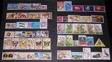 Kenya 1963//99 used hi val selection 54 diff stamps cv $171