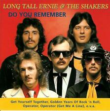 """LONG TALL ERNIE & Shakers  """" Do you remember """"  CD"""