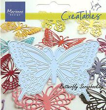 Butterfly Craft Steel Die by Marianne Design Creatables Die LR0115 New