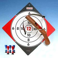 Armbrust klein Holz für Kinder Kinderarmbrust mit 3 Pfeilen + 3 Pfeile gratis