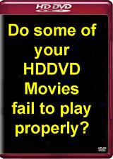 Toshiba HD DVD V4.0 mise à jour du micrologiciel