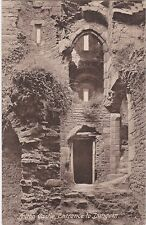 Entrance To Dungeon, BOLTON CASTLE, Wensleydale, Yorkshire