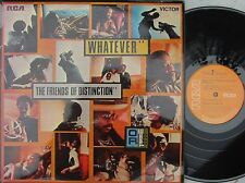 Friends Of Distinction ORIG UK LP Whatever NM '71 RCA LSA3014 Soul Sunshine Pop
