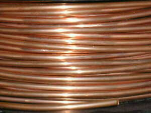 1M Pure Copper Wire Round Solid  0.5mm to 2.0mm £1.60- £1.99