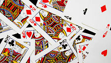 PROFESSIONAL PLAYING CARDS PLASTIC COATED  FAST DISPATCH