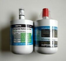 TWO Premier Replacement Refrigerator Water Filters Kenmore 046-9002 Whirlpool