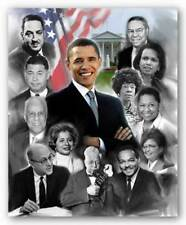 Obama: It Is Possible Wishum Gregory African American Art Print 24x20