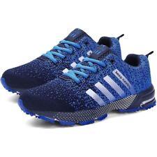 Zapatillas jogging deportivos Keep Running unisex Padel Cross Trail acolchadas 00zapatorunning1043 azules 43