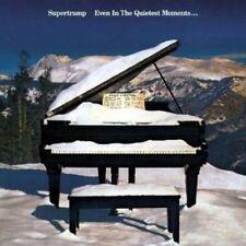 SUPERTRAMP - EVEN QUIETEST MOMENTS [CD]