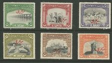 Bahawulphur 1945 Officiala cat val £110 full set mint
