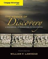 The Voyage of Discovery : A Historical Introduction to Philosophy by William F.