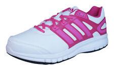 Chaussures blanches adidas à lacets pour fille de 2 à 16 ans