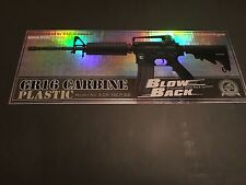 M16 G&G Electric blowback AIRSOFT