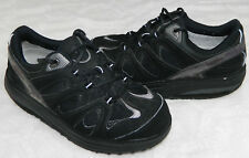 MBT Womens 41 US 10 SNEAKERS SHOES Toning WALKING Shapers BLACK Athletic aa