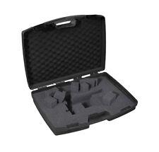 Universal Kunststoffkoffer Werkzeugkoffer PP GrößeL 515x415x135 mit Rasterschaum