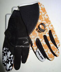 Pearl iZumi Junior MTB Glove Large/X-Large Orange/ Black