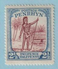 PENRHYN ISLAND 31  MINT NEVER HINGED OG ** NO FAULTS EXTRA FINE!