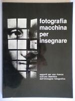 Fotografia macchina per insegnare guida ilford fotogram bergna mina arte nuovo