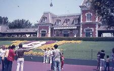 MRSAAC04012 Original 35mm Slide of Disneyland California Main Entrance 1970s