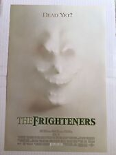 THE FRIGHTENERS movie poster MICHAEL J. FOX : 11 x 17 inches