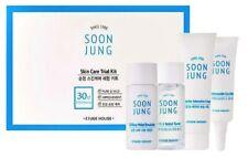 [ETUDE HOUSE] Soonjung Skin Care Trial Kit *UK SELLER* Korean Skin Care