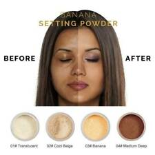 Phoera Translucent Loose Setting Face Powder Make Up Foundation Smooth For Women