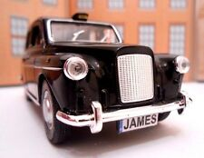 LONDON TAXI CAB PERSONALISED PLATES NAME Toy Car MODEL boy dad BIRTHDAY GIFT NEW