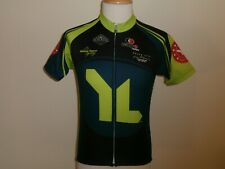 CAPO ROAD BIKE CYCLING JERSEY POLYESTER FULL FRONT ZIPPER MULTI-COLOR WOMEN XL