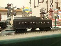Lionel Postwar 736W Pennsylvania Streamlined tender serviced & ready for work  !
