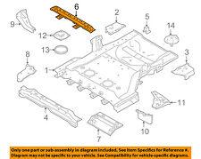 NISSAN OEM 15-18 Murano FLOOR PAN-REAR BODY-Seat Cross Member G45205AAMA