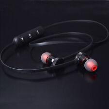 Magnet Wireless Bluetooth Sports Earphone Stereo Headphone Headset+MIC 2colors